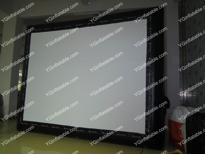 Deluxe Outdoor Inflatable Movie ScreenGR023