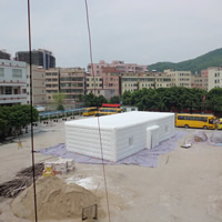 Inflatable Tent Supplier for TentsGN080