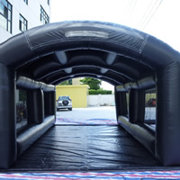 inflatable camping tentGN084