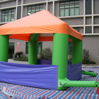 outdoor advertising inflatable tentGN085