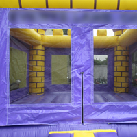 inflatable bouncy castlesGL172