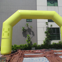 Custom Inflatable ArchGA147