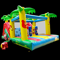 Forset Obstacle Course Bouncy Castle