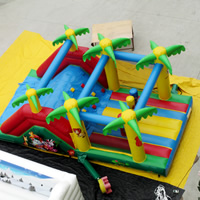 inflatable forest ObstaclesGE142