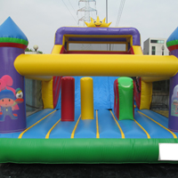 inflatable slidesGI164
