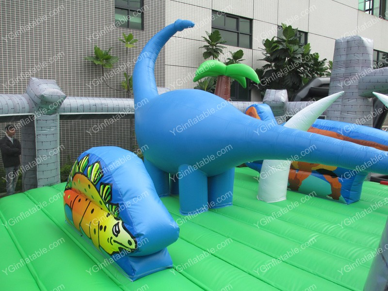 inflatable Dinosaur fun cityGF098