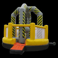 inflatable Hammock BouncersGH057