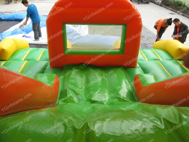 Inflatable Bouncer SlidesGB257