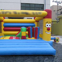 Inflatable clown bouncerGB244