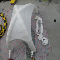 White light inflatable tentGN107