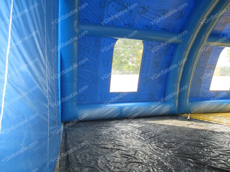 Combination of inflatable tentsGN112