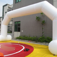 inflatable archesGA153b