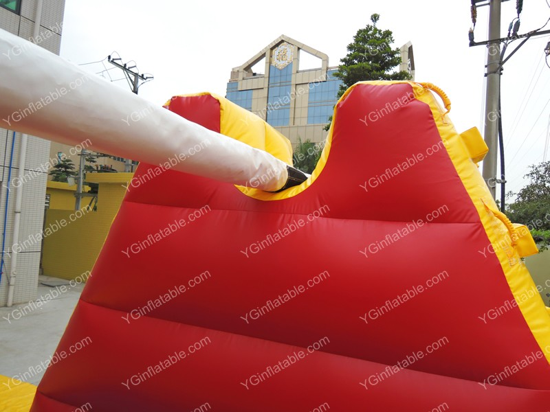 Inflatable Cross AgainstGH073b