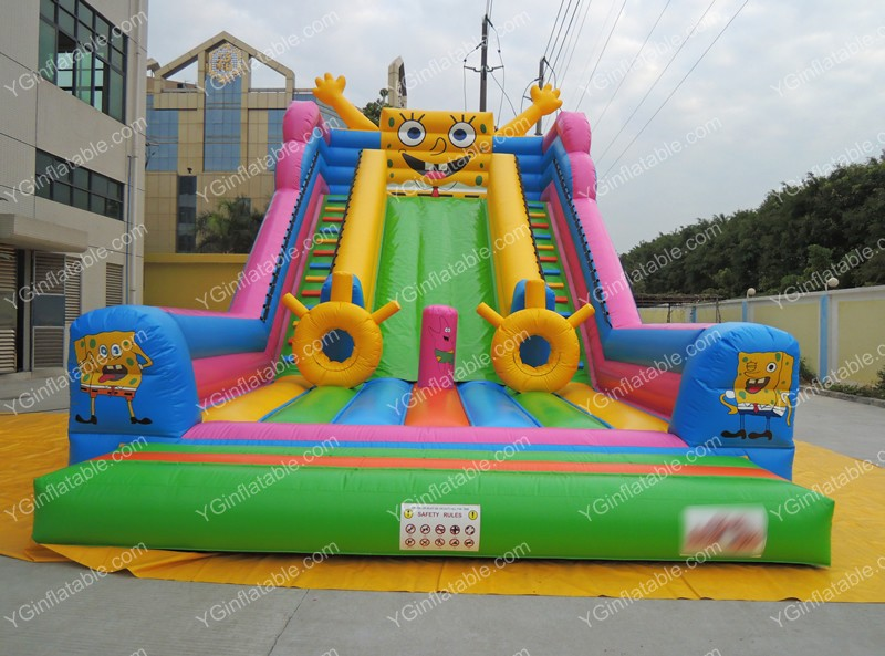 SpongeBob Jumping SlidesGI168
