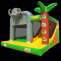 Inflatable Elephant Bouncers[GL114]
