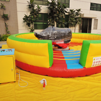 Inflatable Cattle BouncerGH112