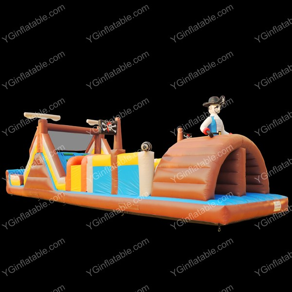 Pirate Jumping Obstacle CourseGE085
