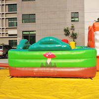 Inflatable Tiger ObstacleGF108
