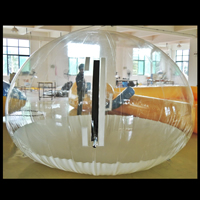 Inflatable dome tent[GN131]