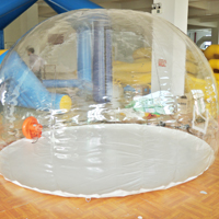 Inflatable dome tentGN131