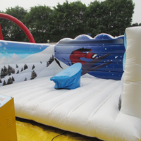 Inflatable Skateboard BouncerGB529