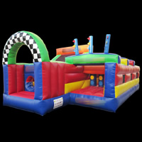 Inflatable Obstacles parkGB501