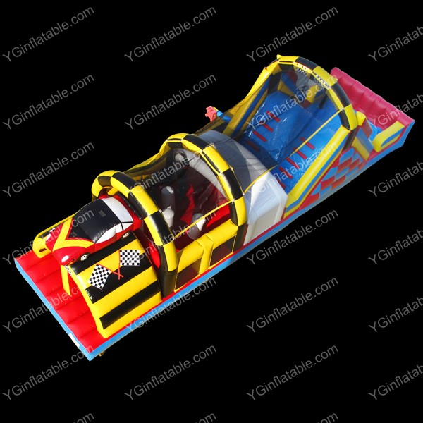 Inflatable Car ObstaclesGE069