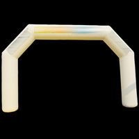 White Inflatable Arches