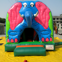 Elephant jumping bouncerGB530