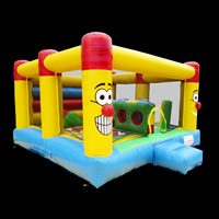 Clown Jumping BouncerGB531