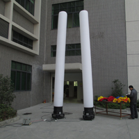 White Inflatable Air CylinderGD142