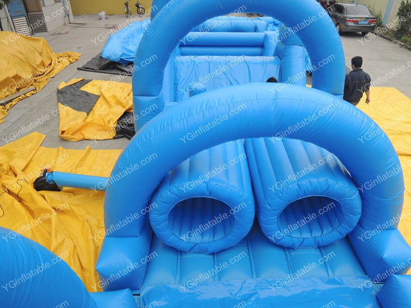Blow Up Obstacle Course For SaleGE033b