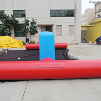 Inflatable volleyball rackGH113