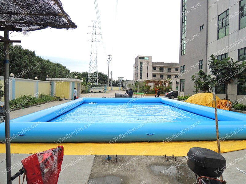 Blue Inflatable PoolGP014
