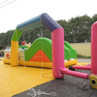 Colorful Inflatable ArchesGA170