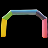 Colorful Inflatable Arches