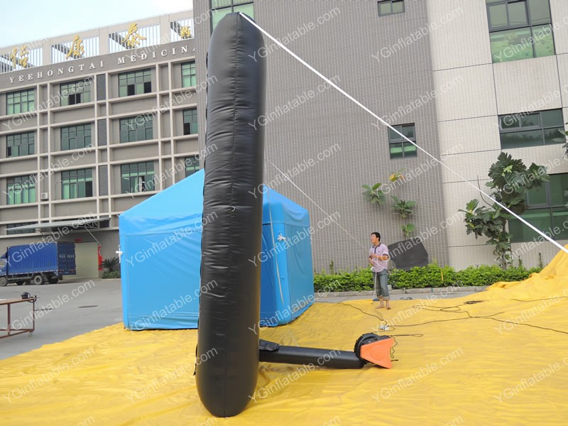 Inflatable screen for saleGR041