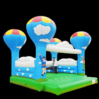 parachute jumping bed[GB482]