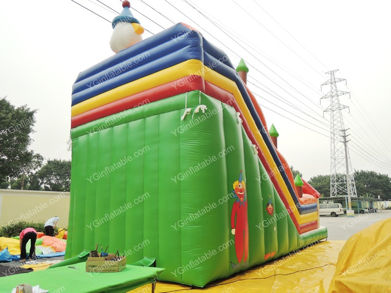 Clown Jumping slideGI023b