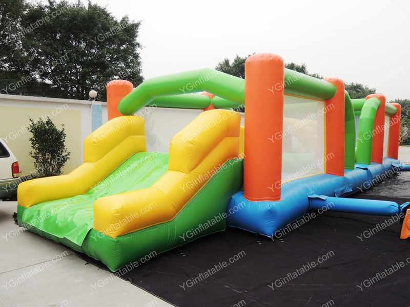 Inflatable Jumping SlideGE147