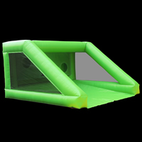 Inflatable Football training fields