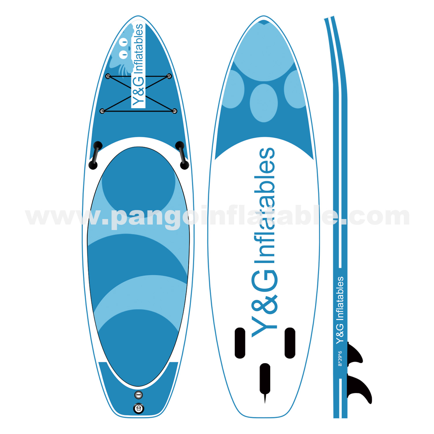 Children&#39s Inflatable Paddle BoardYG-01