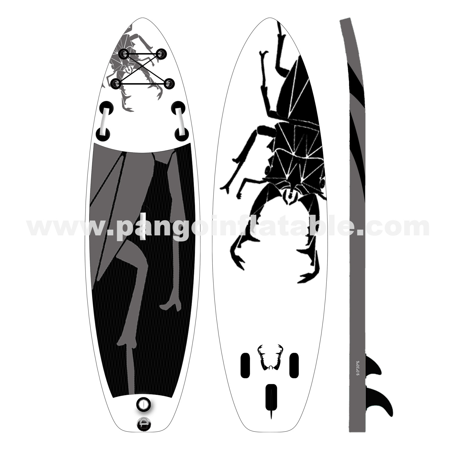 Beetle inflatable paddle boardYPD-50