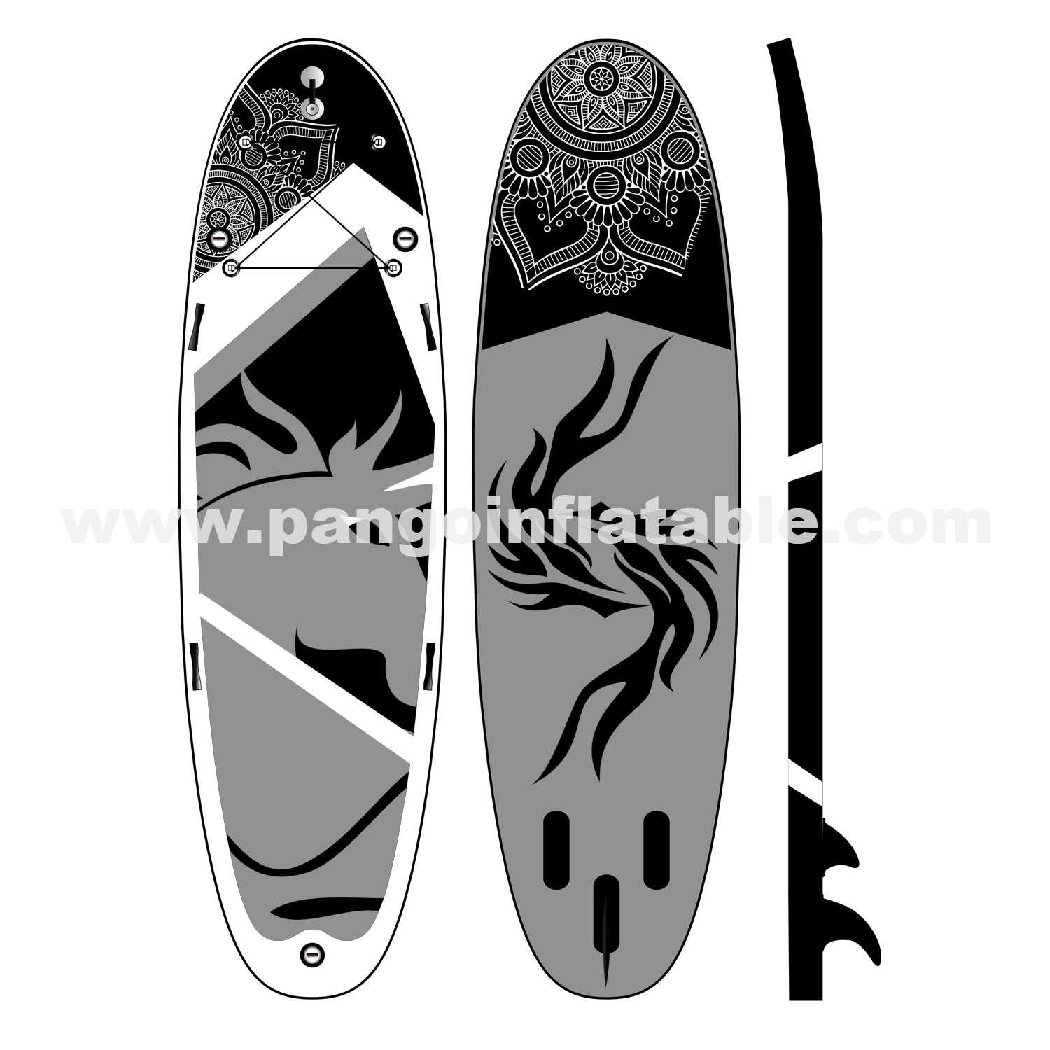 Pegasus Inflatable paddle board