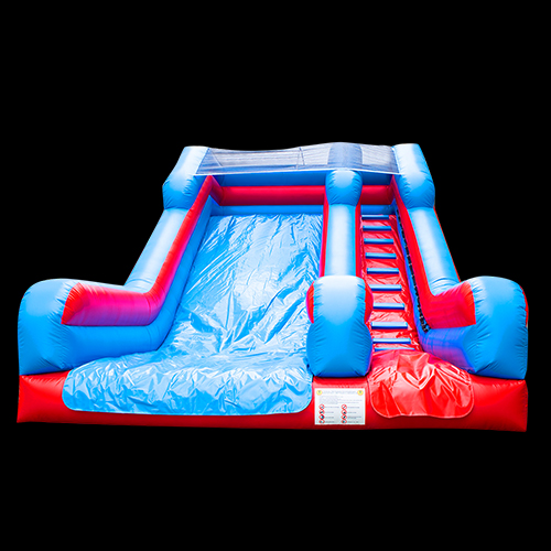 classic outdoor inflatable water slide