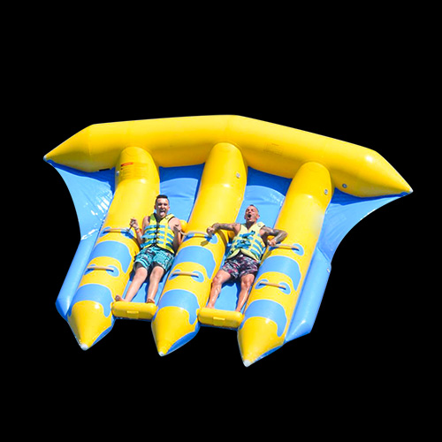 Tube Inflatable Flying Fish Tube Towable