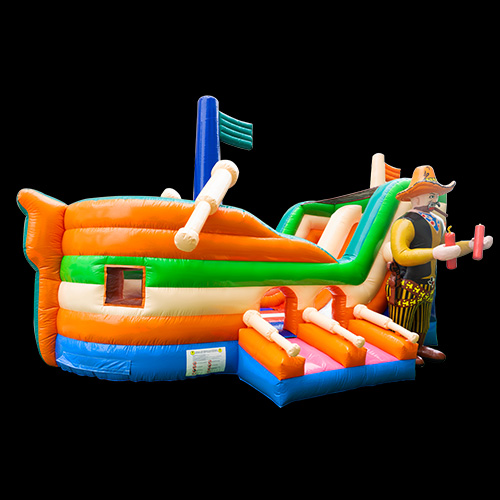 Ship Castle Indoor Bounce House