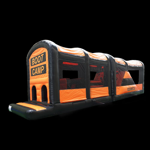Inflatable Assault CourseYGO Compact Obstacle