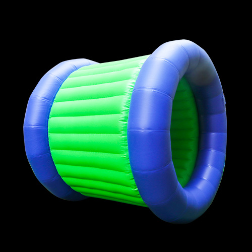 Inflatable Air Roller Roller Wheel
