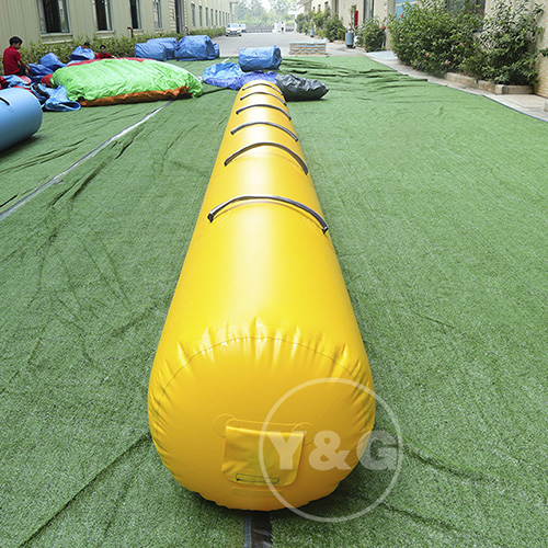 Inflatable Bouncy Tube GamesAKD114-Red